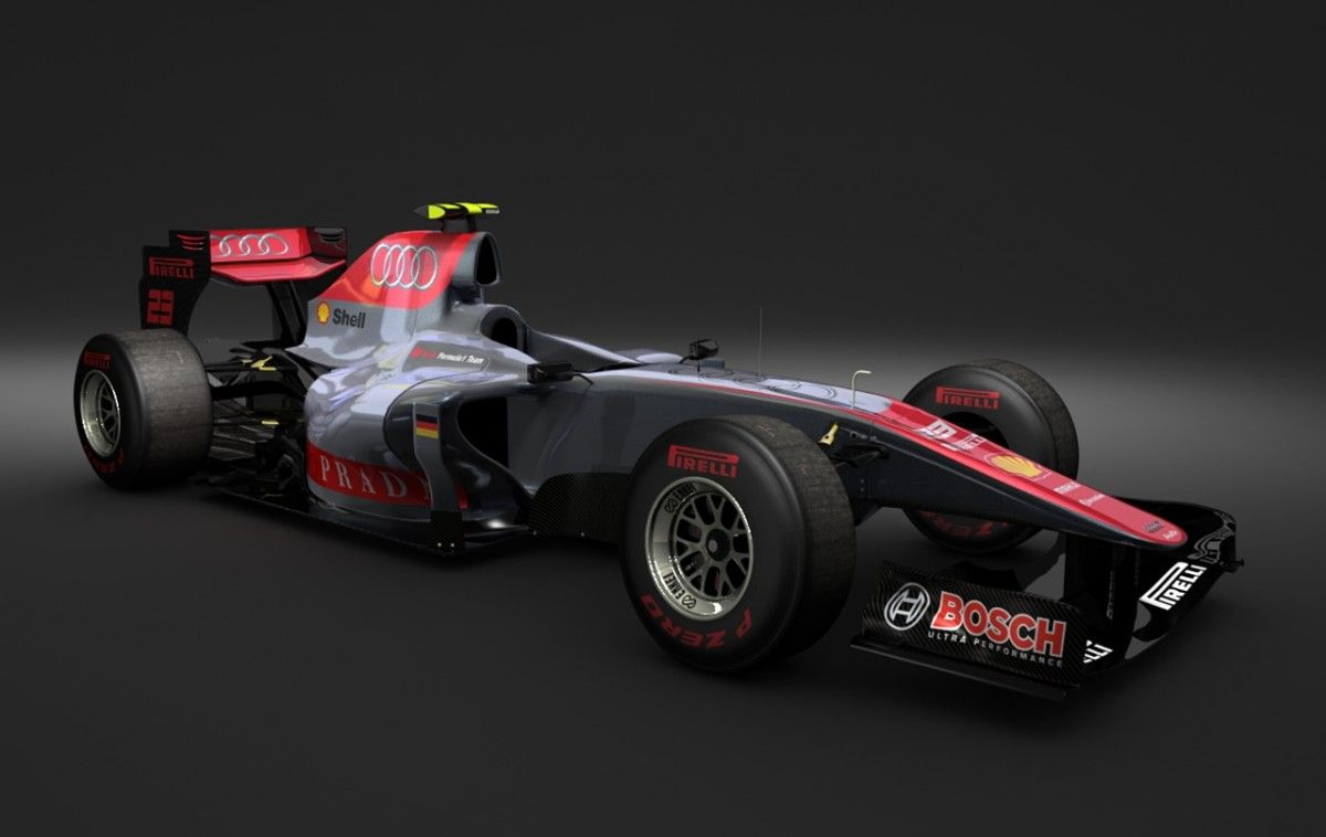 Audi может начать выступления в Ф-1 уже в 2021 году / ContaGiri Blog