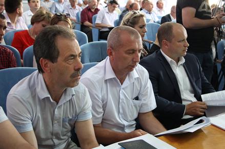 заседание Хмельницкой и Житомирской региональных комиссий по техногенно-экологической безопасности / фото: УНИАН