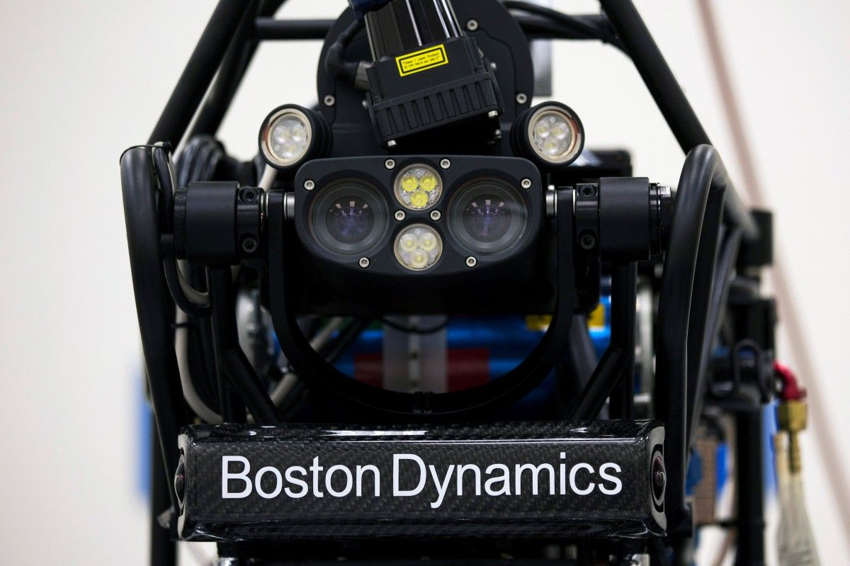 Boston Dynamics / REUTERS