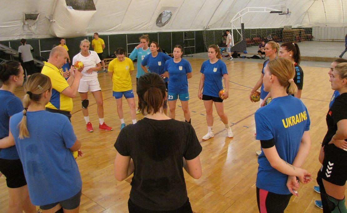 Украинки не смогли обыграть сборную Испании в первом матче плей-офф / handball.net.ua