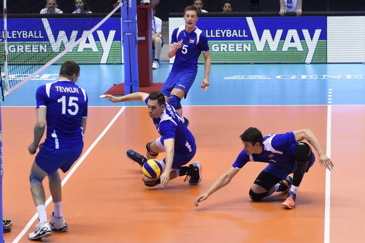 Игроки сборной Украины легко обЫграли команду Израиля / fvu.in.ua