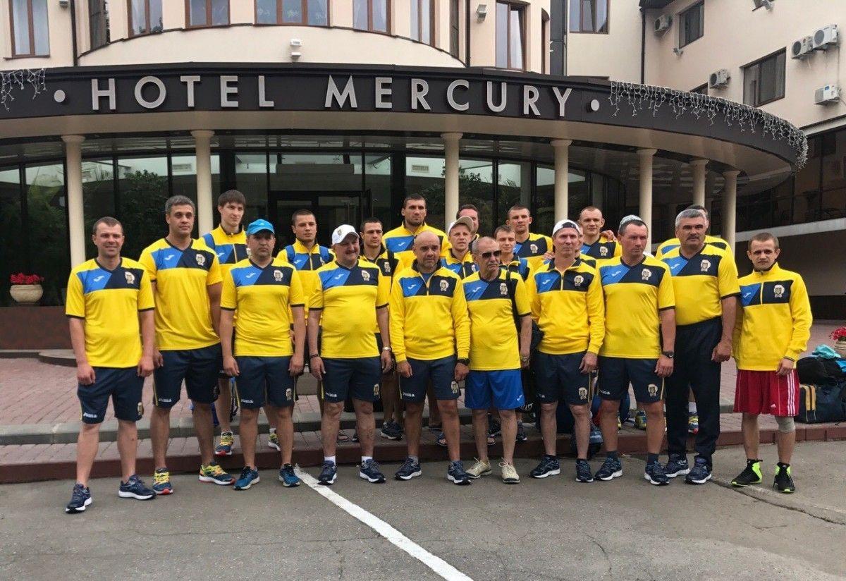 Чемпионат Европы в Харькове стартует в ближайшую пятницу / fbu.net.ua