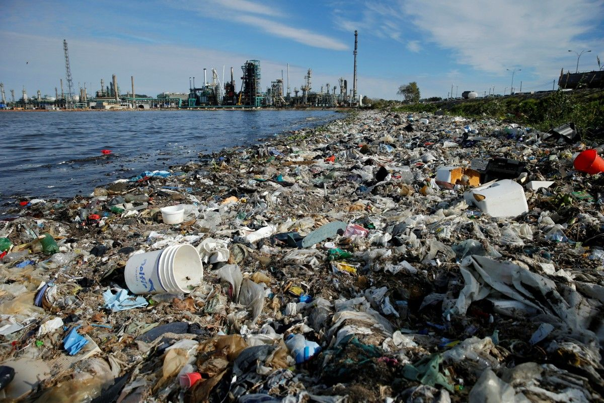 99% українських сміттєзвалищ не відповідають екологічним вимогам