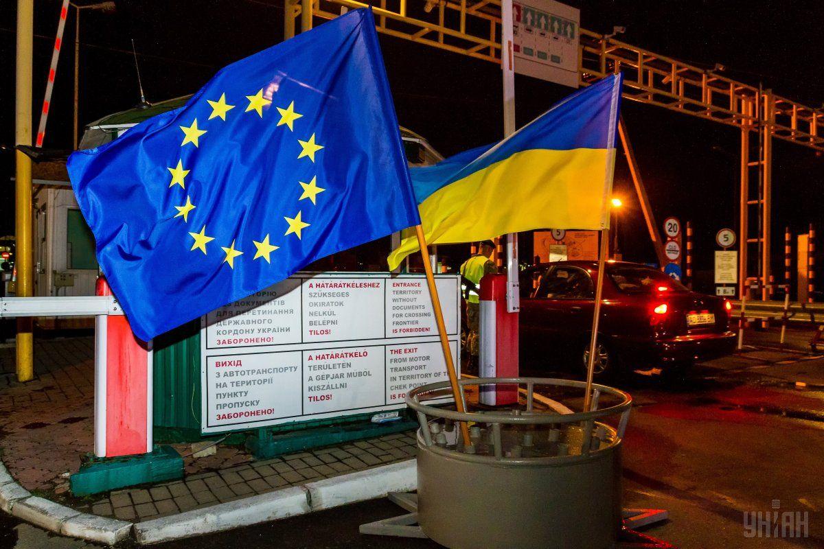 Безвизом с ЕС воспользовались полмиллиона украинцев / фото УНИАН