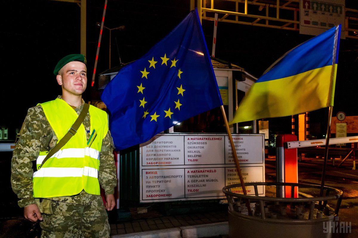ГПСУ попросила пограничников западных стран-соседей усилить пограничный режим / фото УНИАН