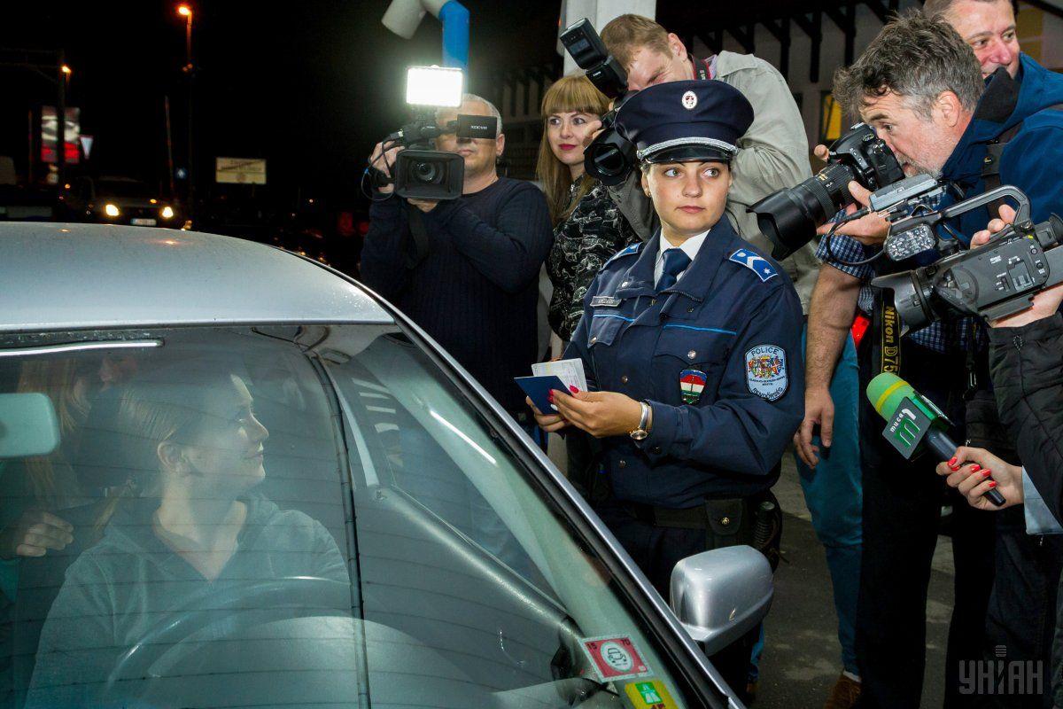 Лишь четырем гражданам Украины отказано во въезде в ЕС / фото УНИАН