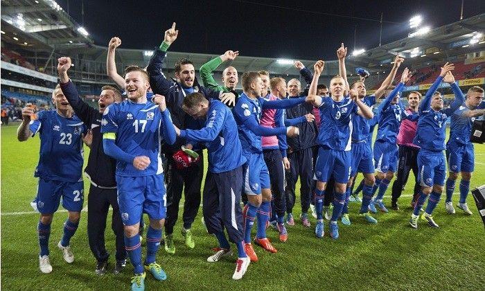 Гол Магнуссона напоследней минуте приносит Исландии победу над Хорватией
