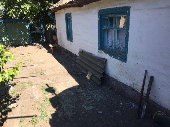 В результате обстрела никто из мирных жителей не пострадал / Нацполиция Донецкой области