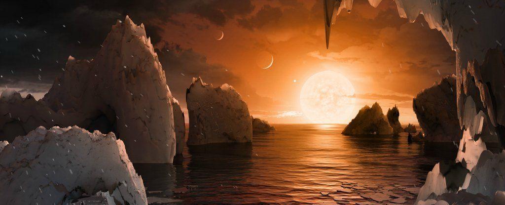 Британський астроном дав прогноз щодо пошуку позаземного життя / фото nasa.gov