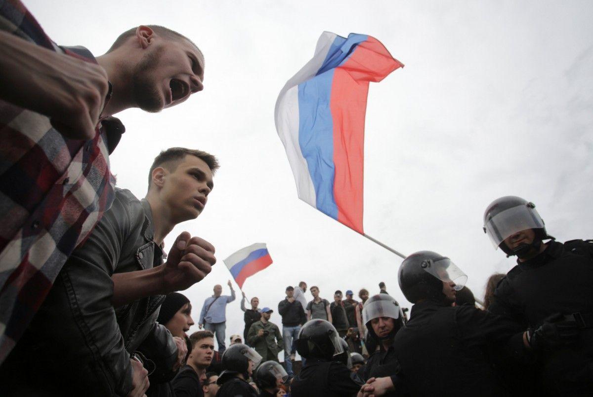 Російська молодь аполітична, але до 2024 року це може змінитися/ REUTERS