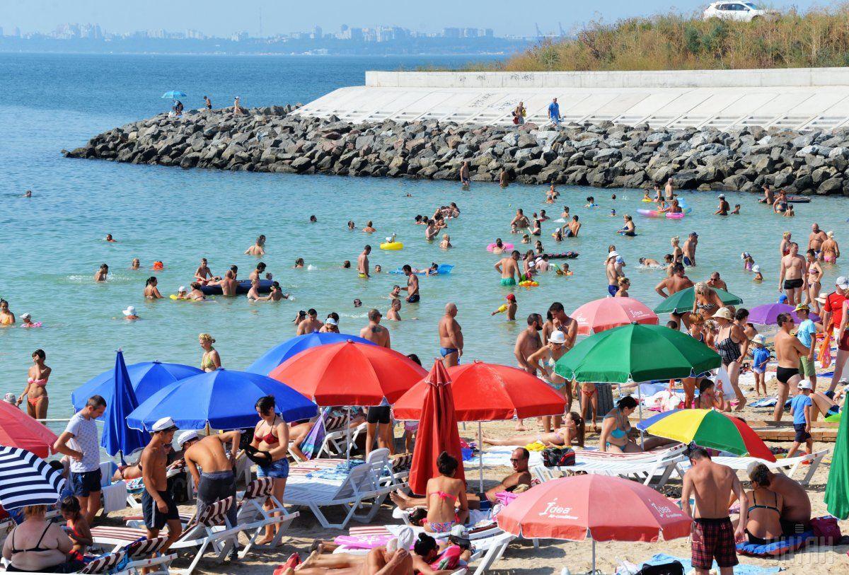 На этой неделе в Украину вернется жара / фото УНИАН