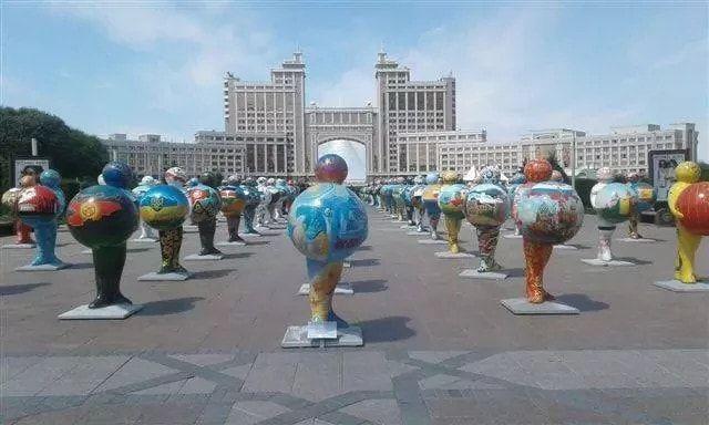 В МИД Казахстана призвали не политизировать инцидент / фото Посольство Украины в Казахстане, Facebook