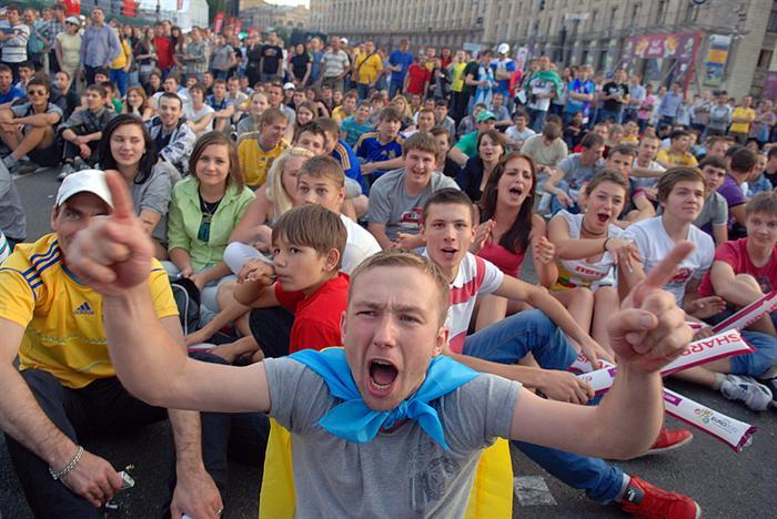 Финал Лиги чемпионов вКиеве: уКличко определились слокациями для болельщиков
