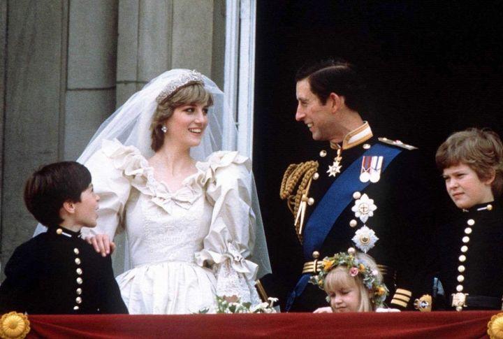 Свадьба принца Чарльза и леди Дианы состоялась в 1981 году / фото REUTERS