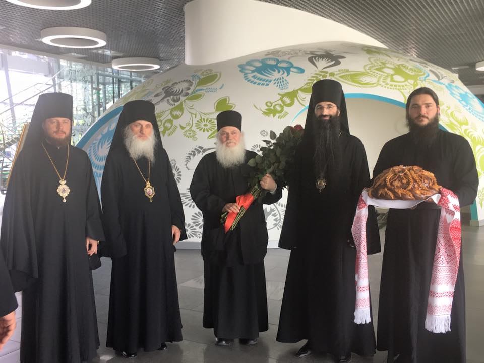 Фото: facebook епископа Виктора (Коцабы) l