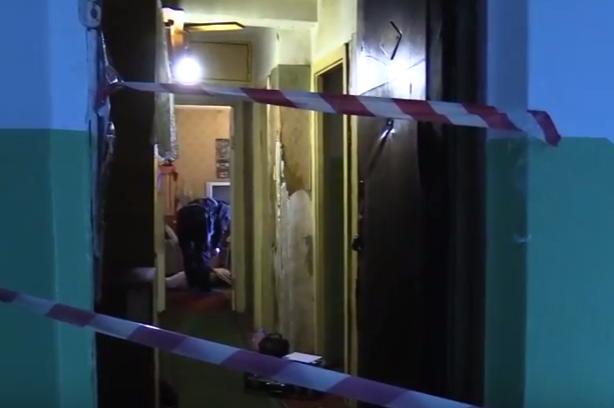 Женщина не дала преступнику позвонить по мобильному / фото: полиция Киева
