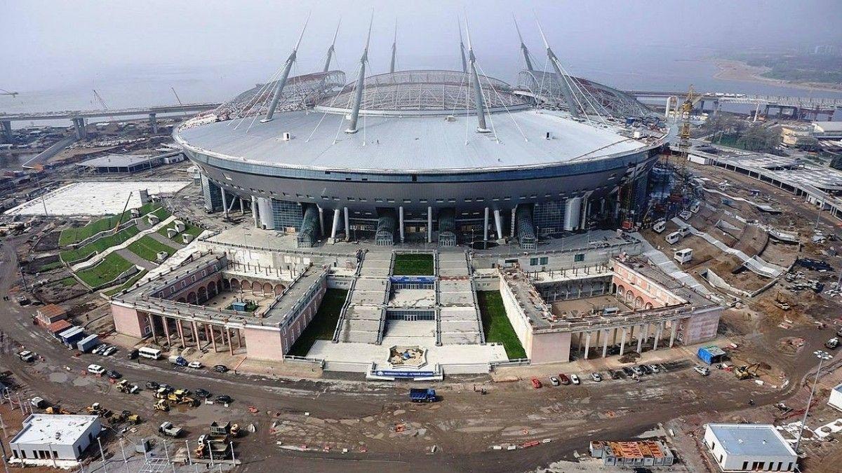 Очередное ЧП перед чемпионатом мира-2018 произошло в Волгограде / vlg2018.ru