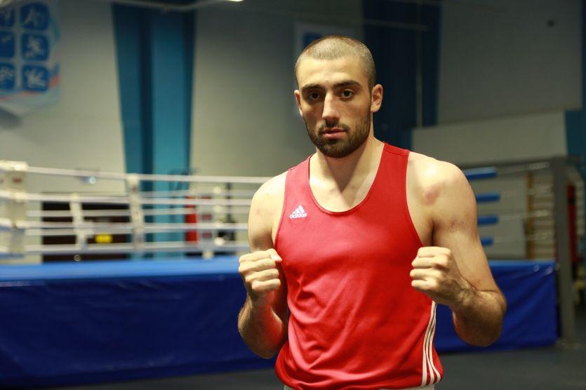 Георгія Кушиташвили не пустили на чемпіонат Європи в Харків / rusboxing.ru