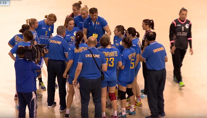 Сборной Украины не хватило трех мячей для выхода в финальный турнир ЧМ / handball.net.ua