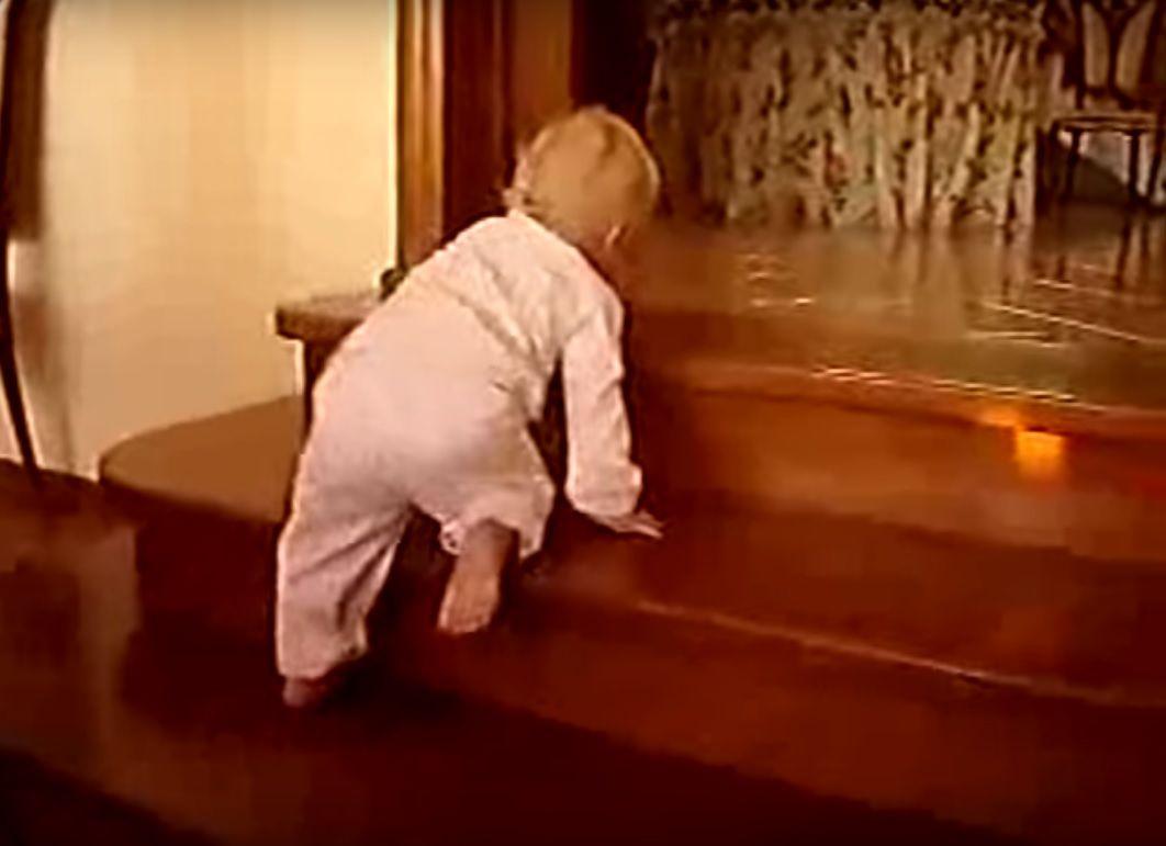 Размещено видео, накотором присутствует внучка В. Путина