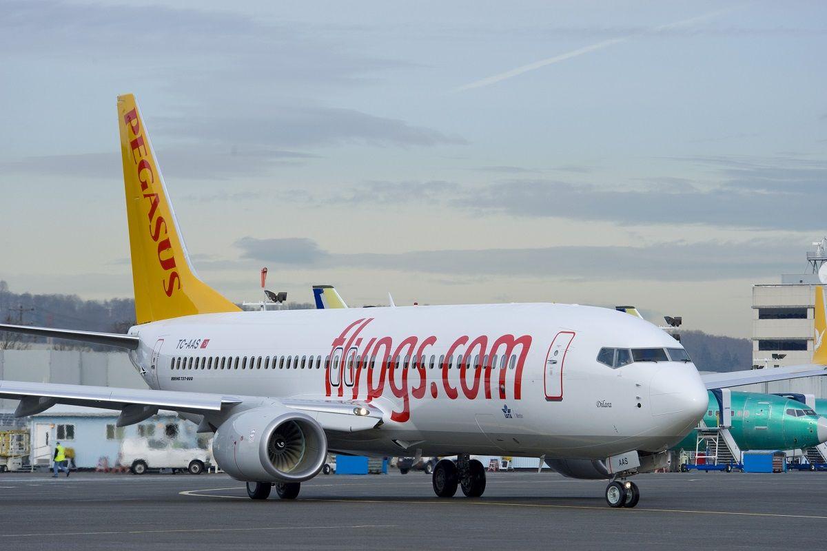 Турецкий лоукостер Pegasus Airlines начинает полеты помаршруту Самара-Стамбул