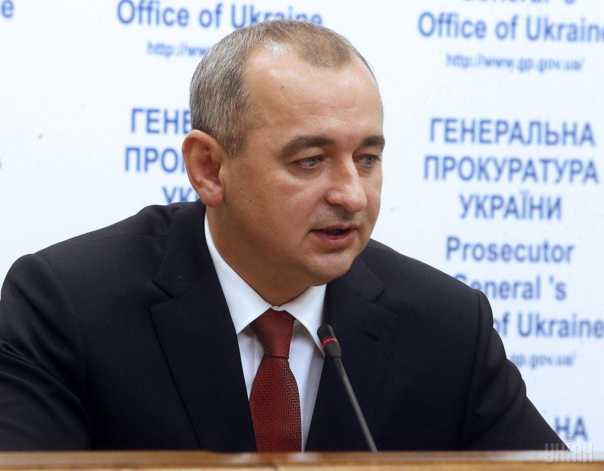 Матиос убежден, что семьям 72 прокуроров грозит опасность / фото УНИАН