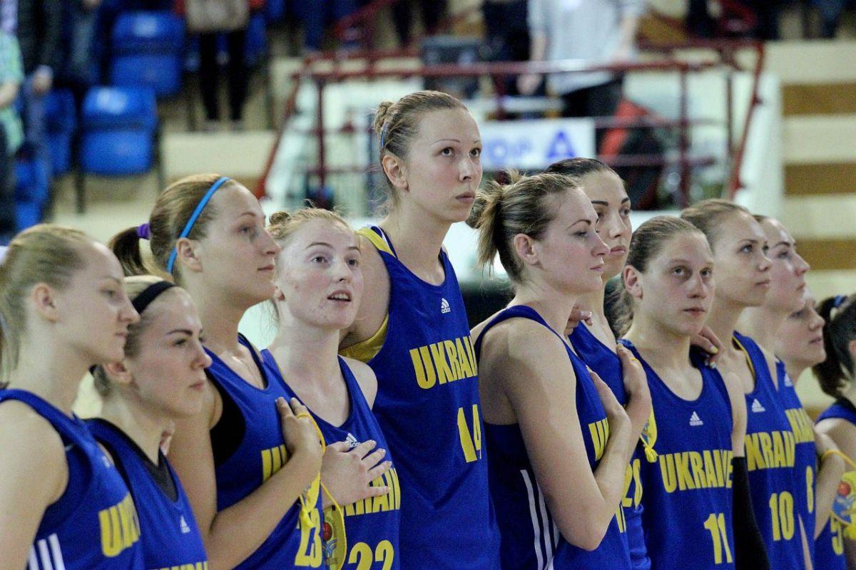 Женская сборная по баскетболу / фото fbu.ua