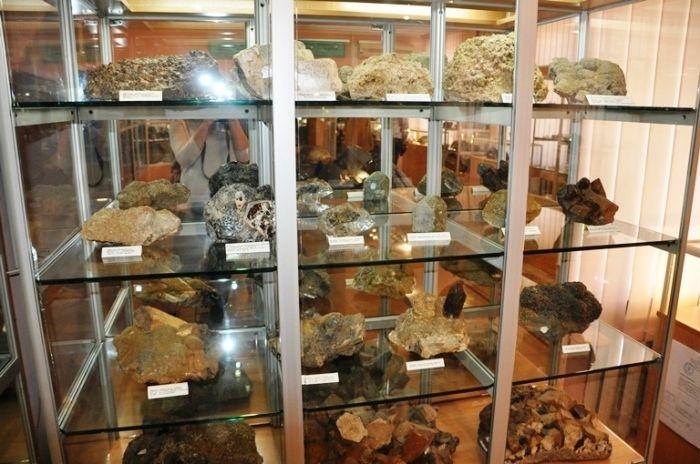 Музей вражає своїм експонатами / фото Житомирська ОДА