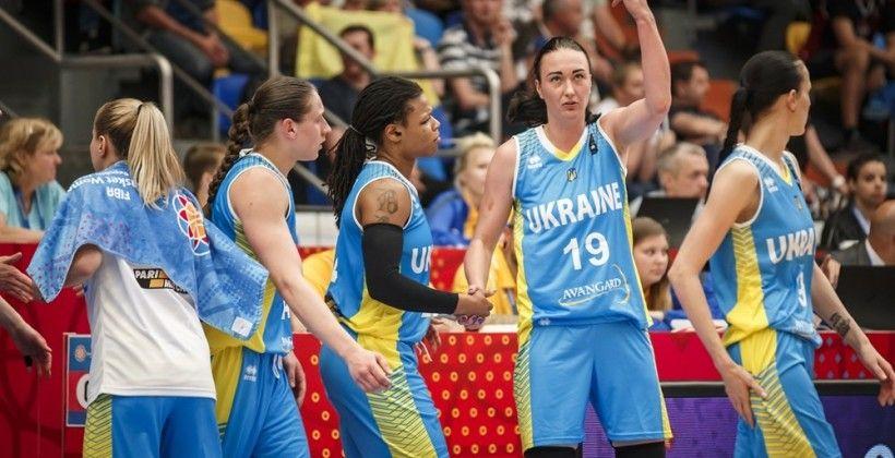 Сборная Украины досрочно завоевала путевку в 1/8 финала Евробаскета / fibaeurope.com