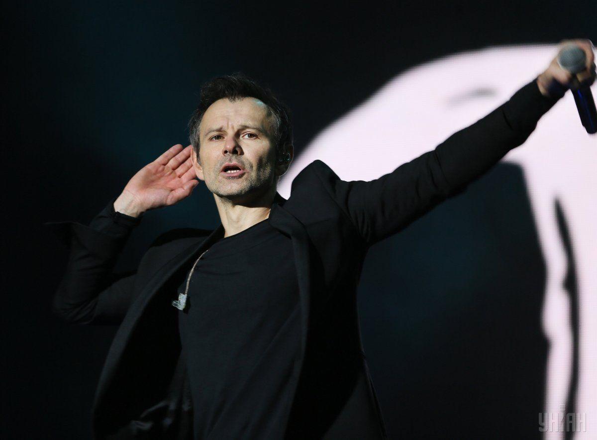 Вакарчук натякнув на політичні амбіції у новій пісні, але на цьому все / УНІАН