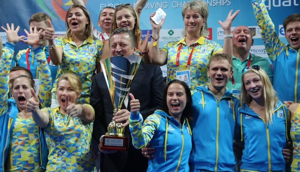 Украина выиграла домашний чемпионат Европы / xsport.ua