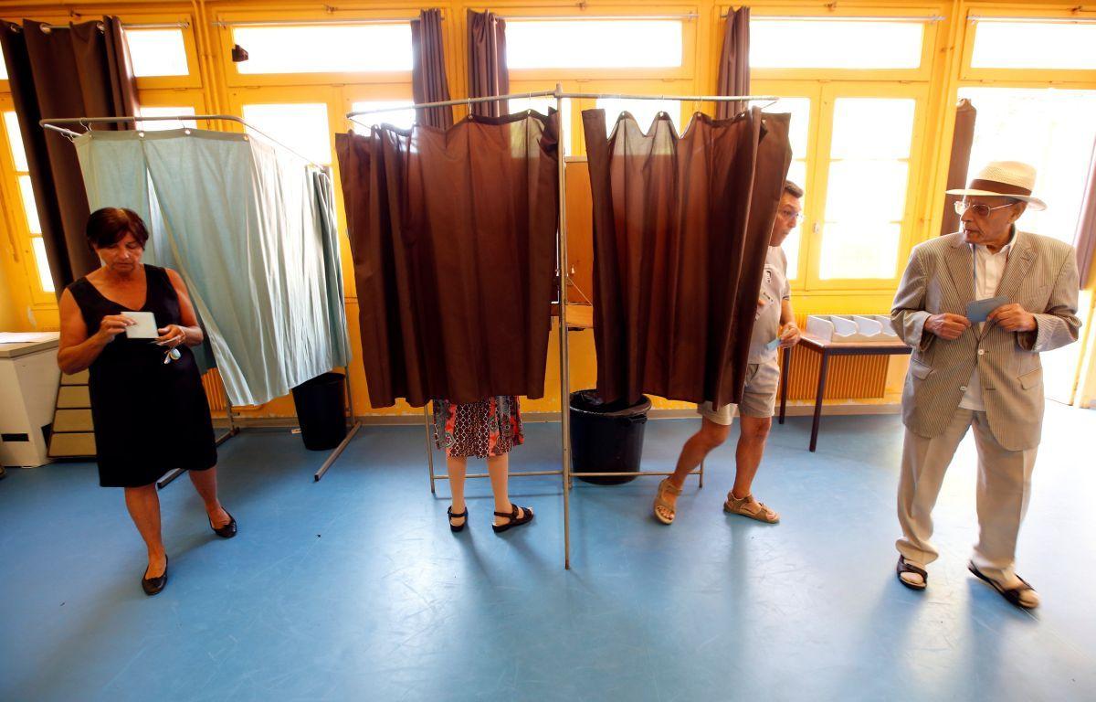 Партії Макрона прогнозують рекордну більшість упарламенті Франції