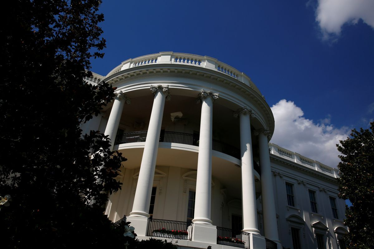 Белый дом, иллюстрация / REUTERS