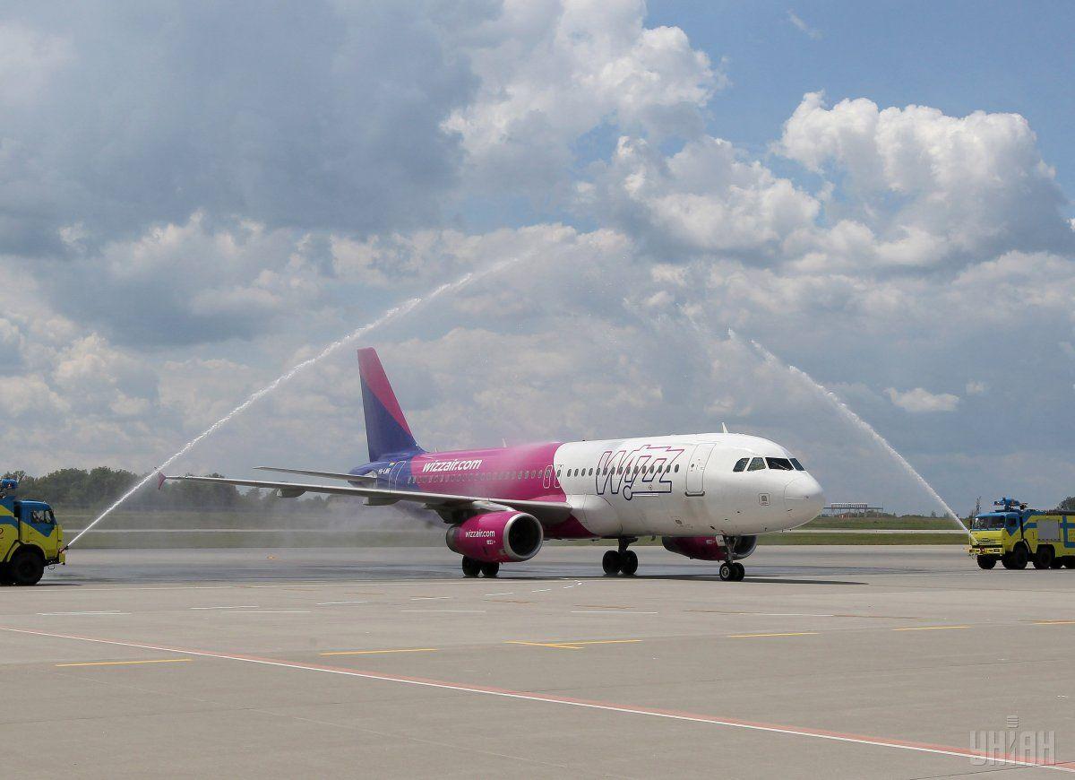 Wizz Air запустив одноденні знижки на всі рейси / Фото УНІАН