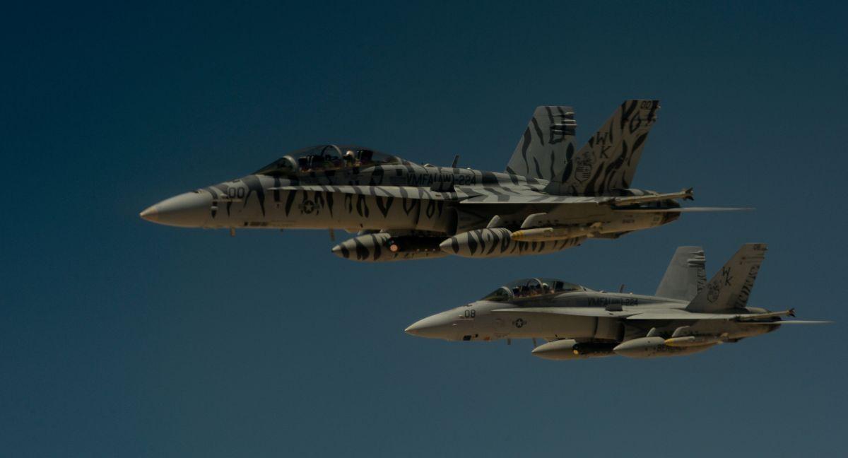 Дамаск сказал о  сбитом коалицией США самолете ВВС Сирии