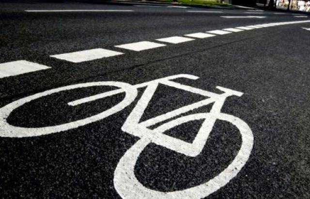 В Украине начинает появляться велоинфраструктура / Mukachevo.net