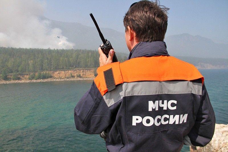 В России снова горит военный объект / ТВ Центр