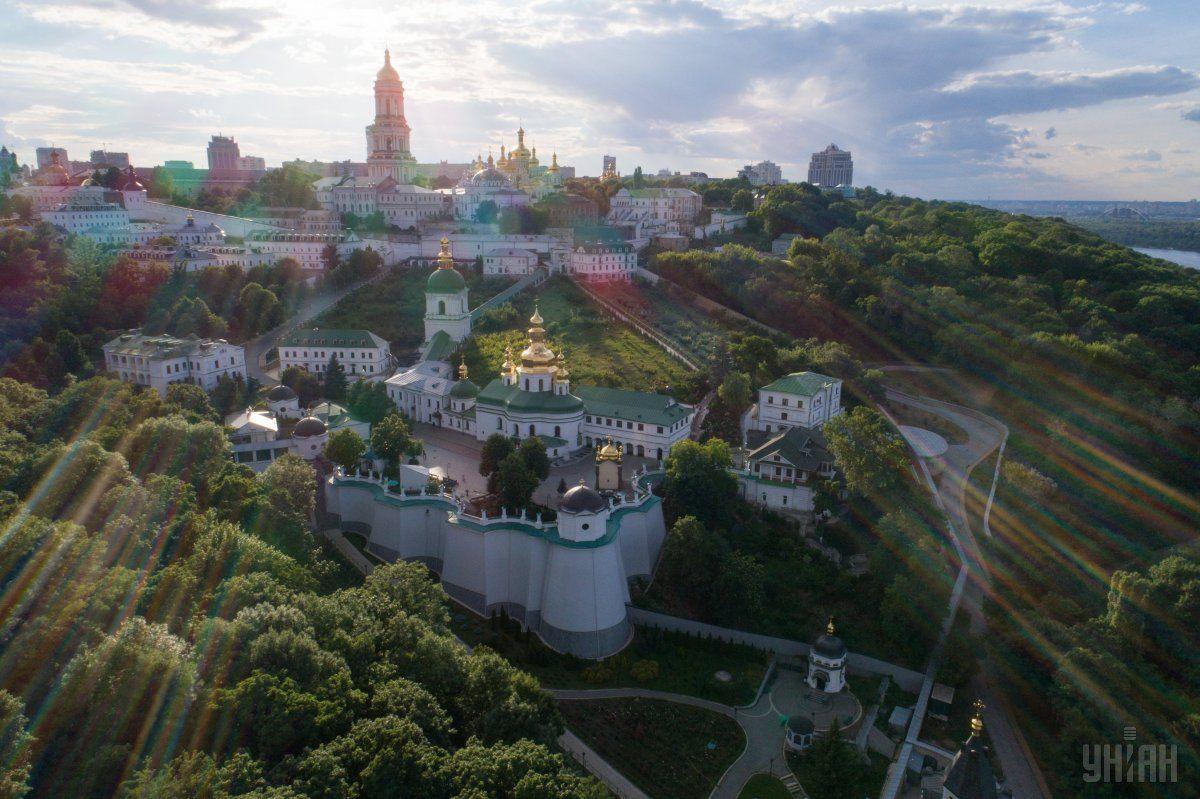 У Київ завтра +23 /+25 градусів тепла / фото УНІАН