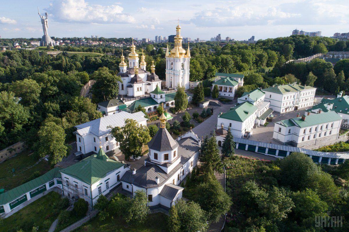В Киеве сегодня без осадков / фото УНИАН