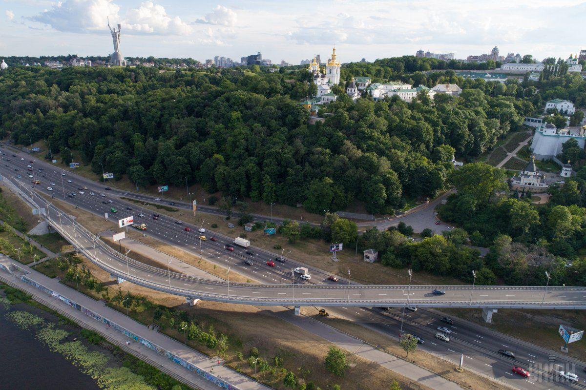 Сегодня в Киеве без осадков / фото УНИАН
