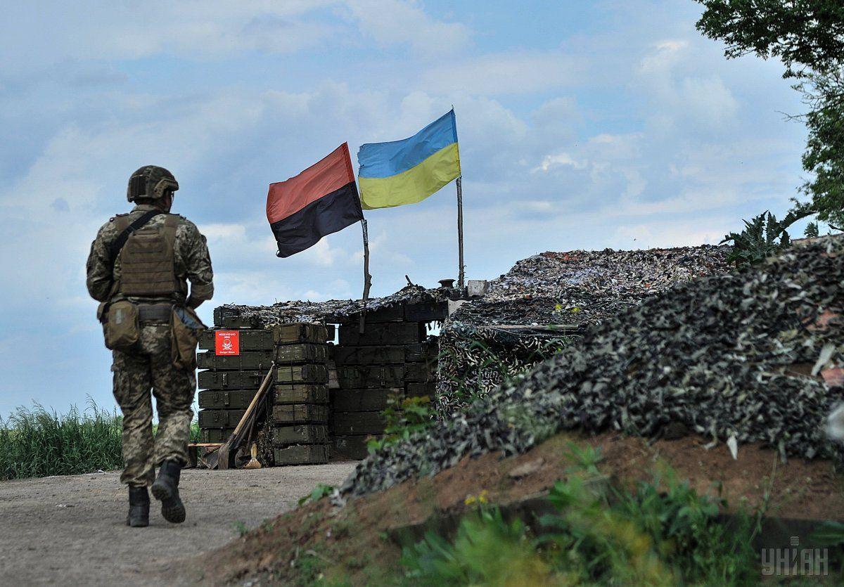 По словам Тымчука, Украина не нуждается в летальном вооружении / фото УНИАН
