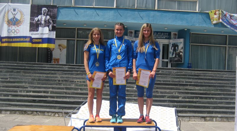 Чемпионат проходил 17 июня в Сумах / фото oda.zt.gov.ua