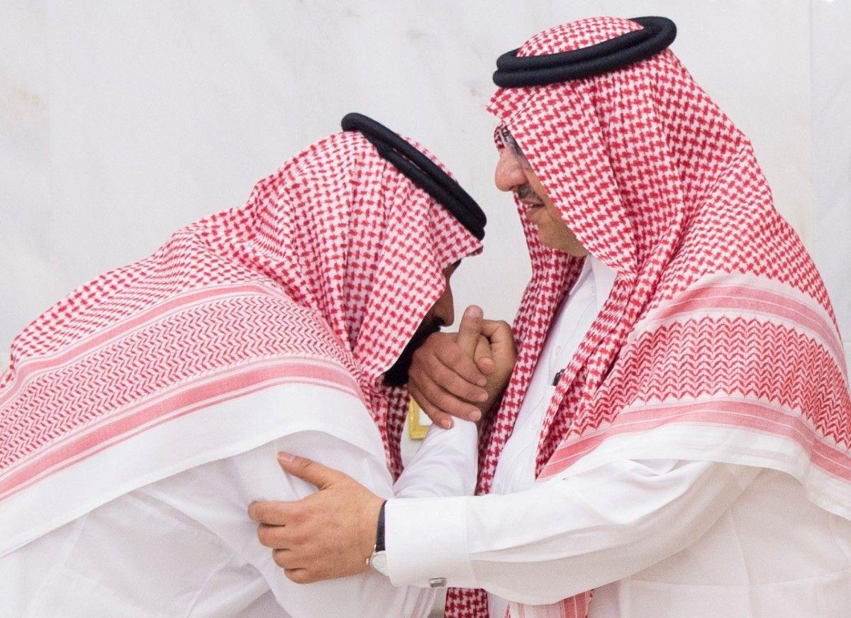 Мухаммед ибн Салман и Мухаммед ибн Наиф / REUTERS
