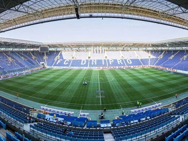 Футбольну командуСК «Дніпро 1» включили удругу лігу України