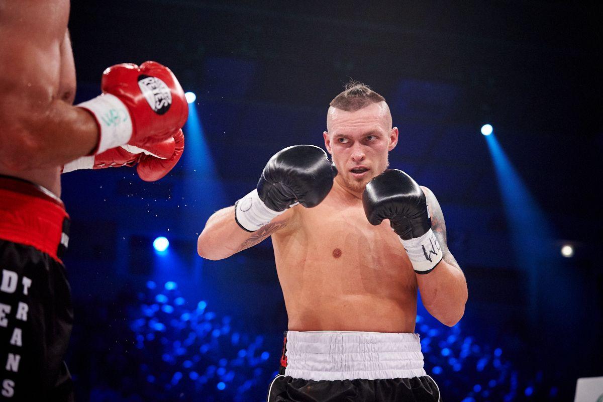 Александр Усик может принять участие во глобальной боксерской суперсерии