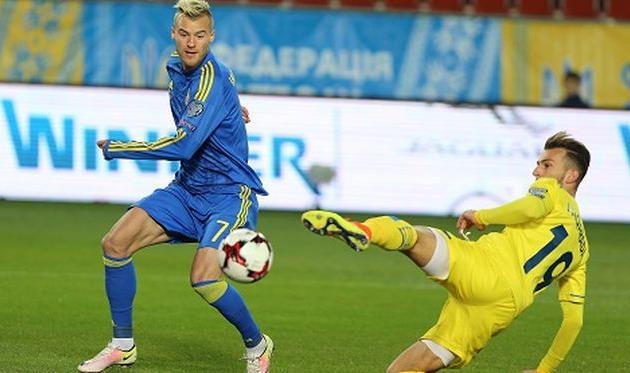 Сборная Украины сыграет против сборной Косово в Албании / ffu.org.ua