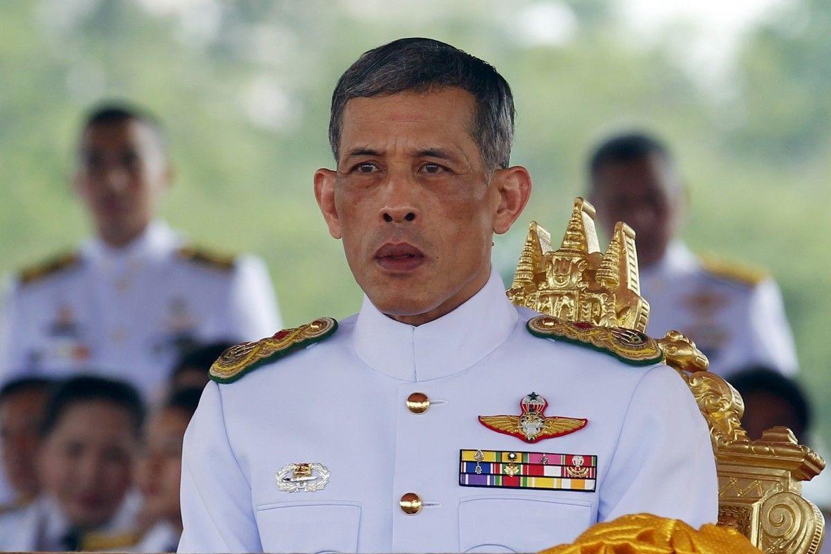 У Баварії діти обстріляли з іграшкового пістолета короля Таїланду