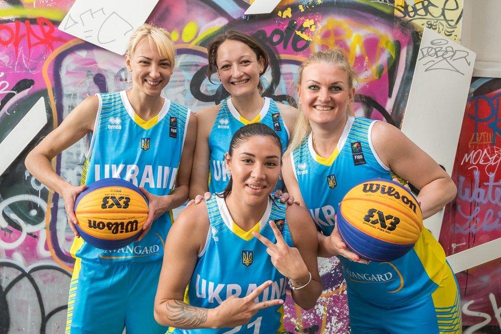 Сборная Украины по баскетболу 3х3 - бронзовый прпизер чемпионата мира / fiba.com