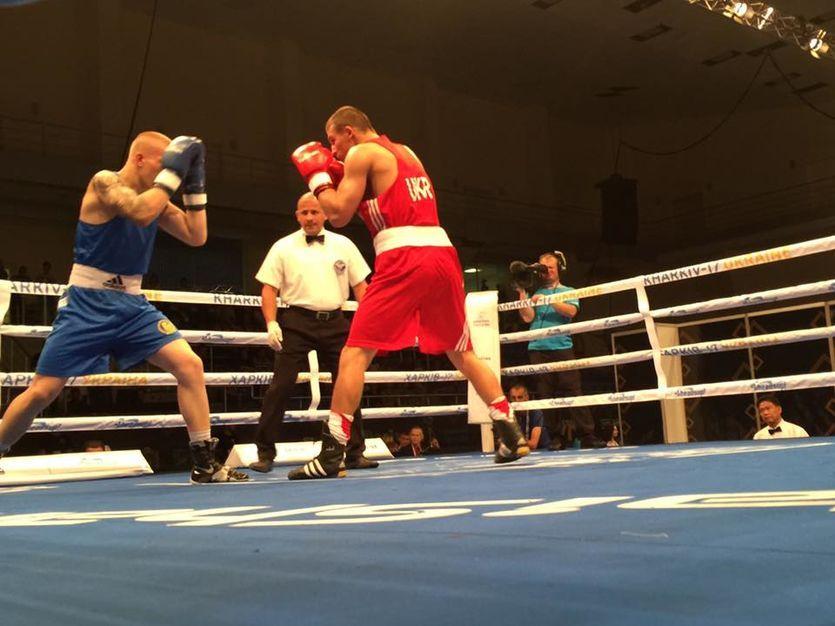 Шесть украинских боксеров выиграли четвертьфинальные поединки / Isport