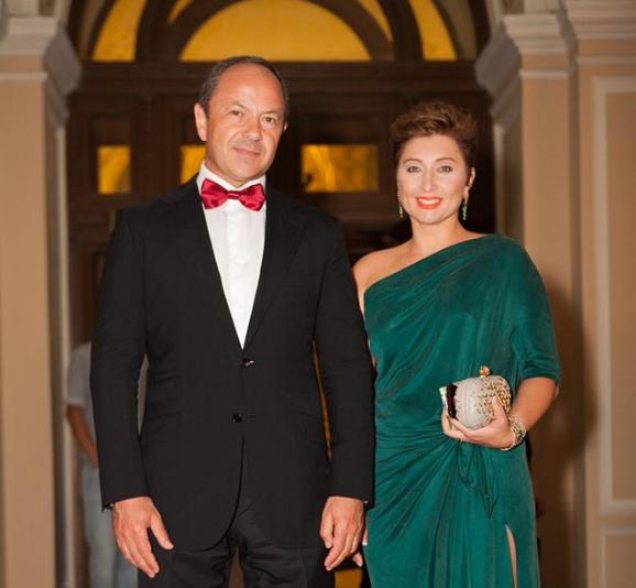 Супруга Тигипко назвала российскую агрессию вУкраинском государстве «гражданской войной», а сейчас оправдывается